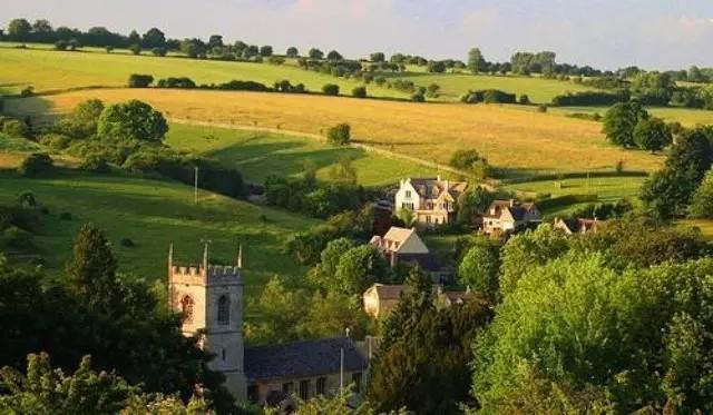 英国的乡村究竟有多美?看过才知道之系列一